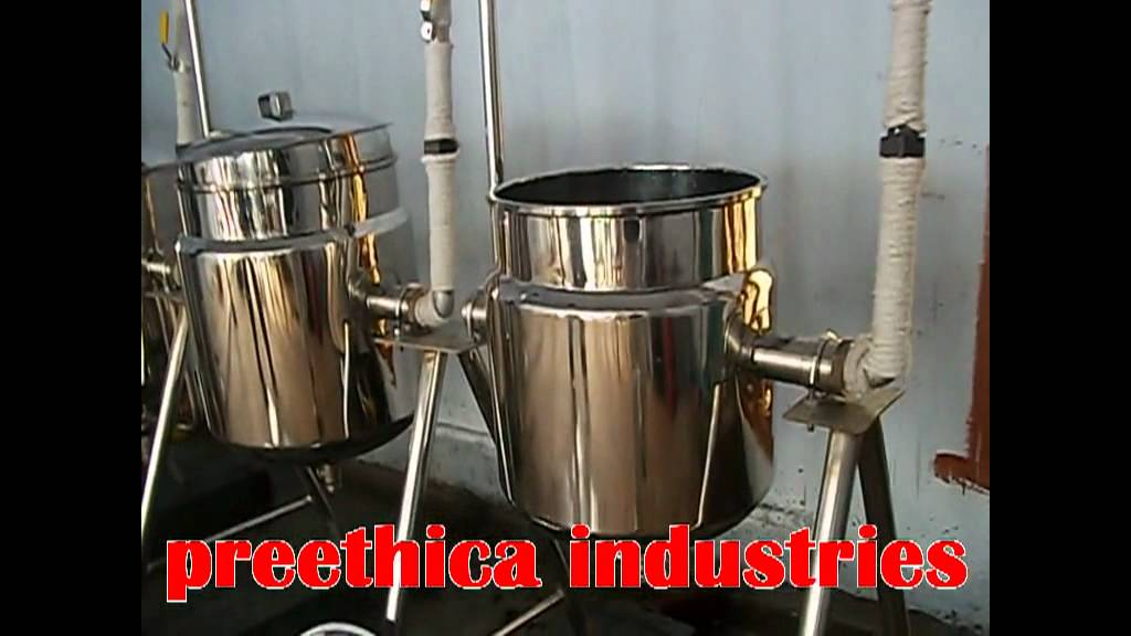 Steam boiler for comercial kitchen equipnment youtube for Kitchen unit for boiler