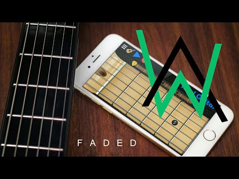 Faded | Real Guitar