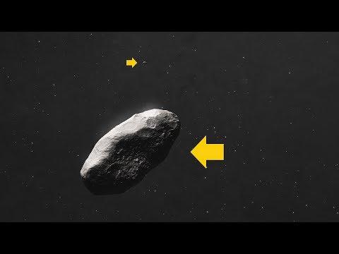 Due asteroidi e una cometa: ecco 288P, l'ornitorinco spaziale