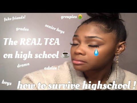 REAL FRESHMAN ADVICE 2019 | ALL THE TEA ☕️