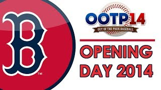 BOSTON RED SOX FRANCHISE - OUT OF THE PARK BASEBALL 14