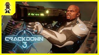 Crackdown 3 PC Gameplay - Ultra Settings - 1440p - GTX 1080 - 7700k