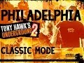Видео . Tony Hawk's Underground 2 Walkthrough: Classic Mode - Philadelphia Goals [Part 12]