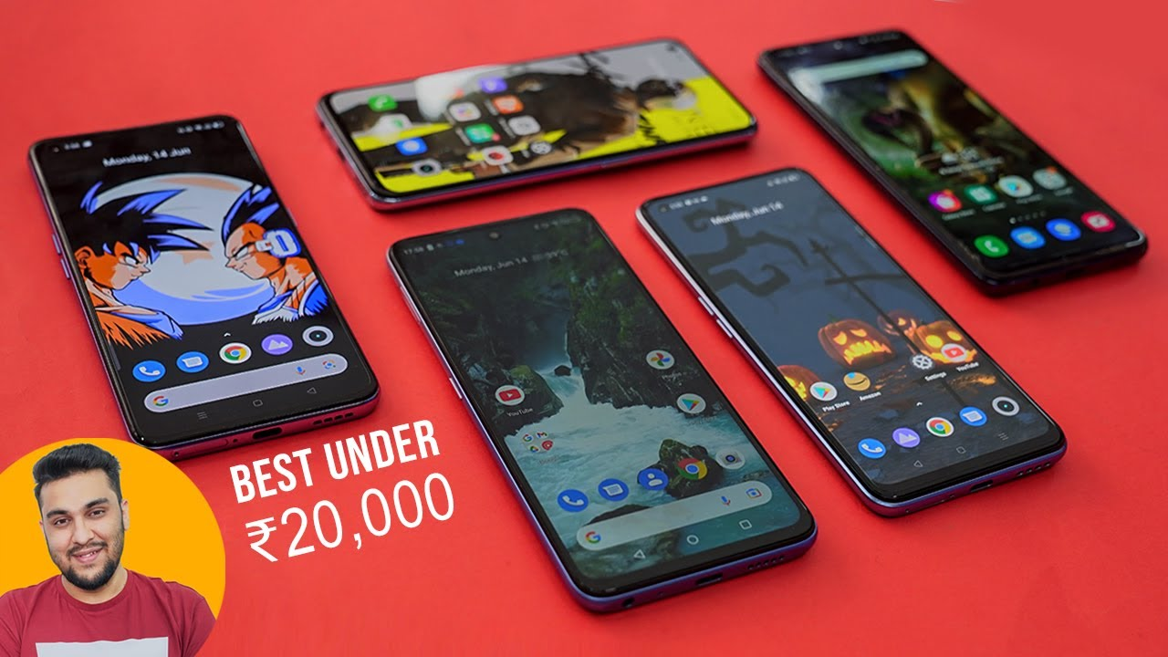 India's Best Smartphone Under 20000 & 15000 Rupees! | TechBar