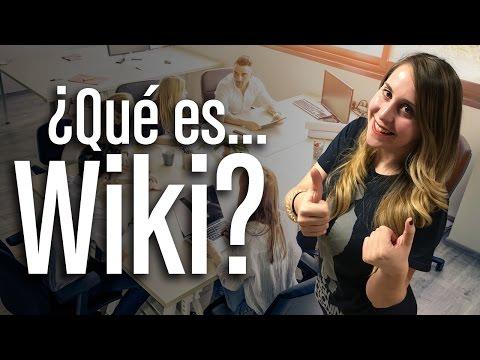 ¿Qué es Wiki?