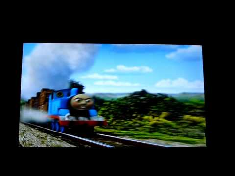 CGI Thomas you're the leader with no karaoke