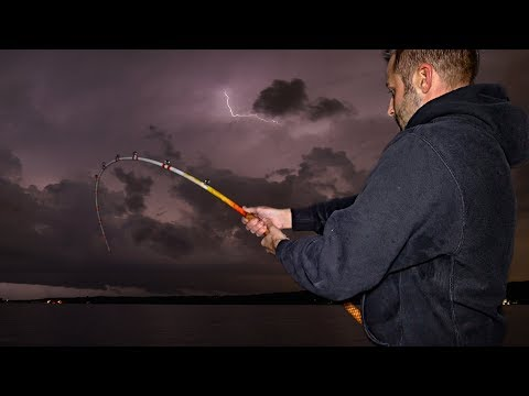 Fishing In A THUNDERSTORM