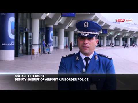 Algerian Air Border Police