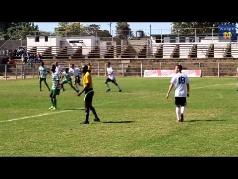 #NDInAfrica - Hwange FC and FC Platinum