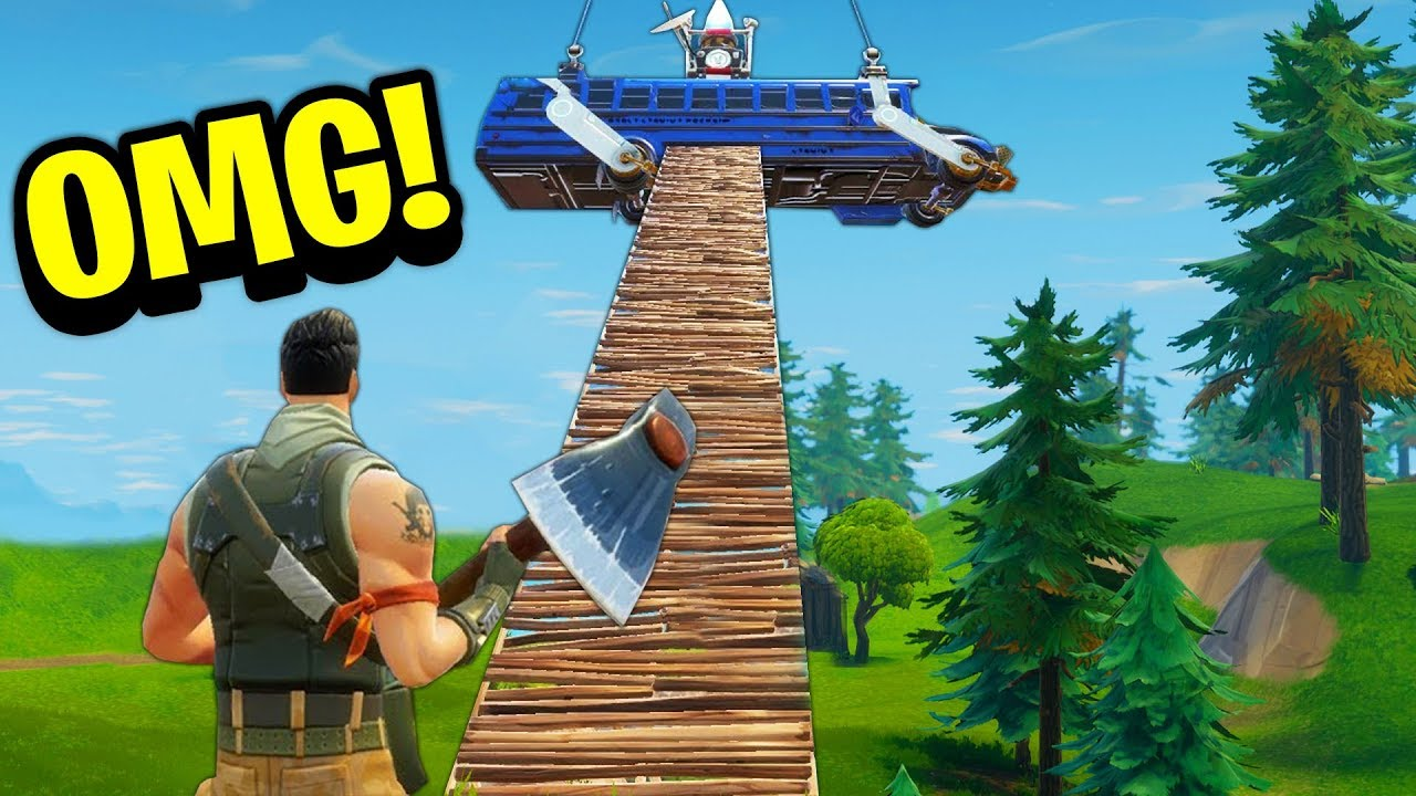 Fortnite How To Build Fort Top 5 Most Creative Forts Ever Built In Fortnite Battle Royale Youtube