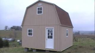 2 Story Barn / Cabin / Shed