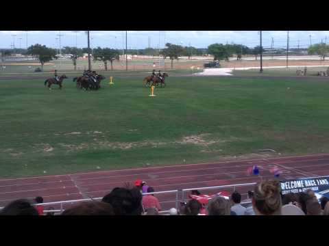 1st Cavalry - Mounted Cavalry Demonstration Team