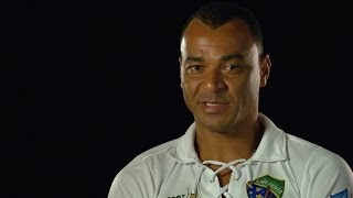 "Cafu: ""Nobody wins a World Cup on his own"""