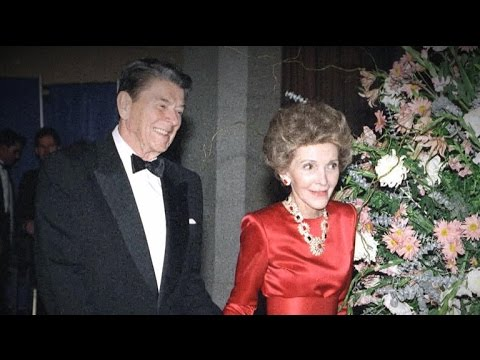 Undeniable love story of Nancy and Ronald Reagan