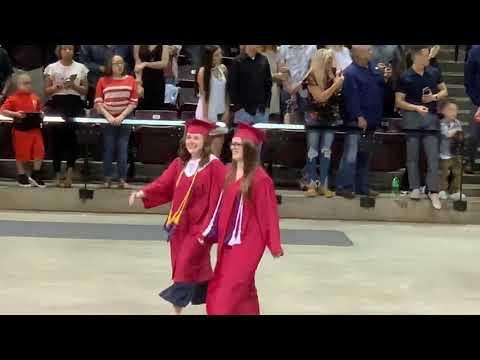 Nixa High School Graduation Class of 2019