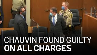 Verdict in Chauvin Trial Draws Emotional Response
