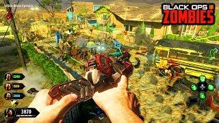 RAY GUN MARK 2.5 GAMEPLAY! - BLACK OPS 4 ZOMBIES DLC 3 GAMEPLAY