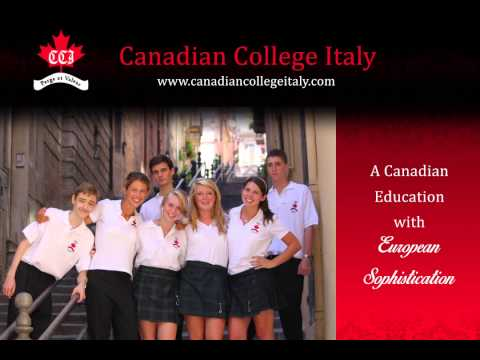 OTG Canadian College Italy Sept 2014 FINAL
