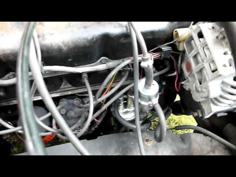 1981 Dodge Ram D150 V6 - New Fuel Pump - YouTubeYouTube