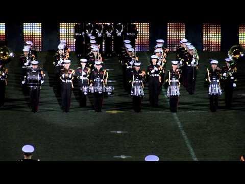 2013 진해 군악의장 페스티벌(해병대군악대 마칭) Republic Of Korea Marine Corps.mpg