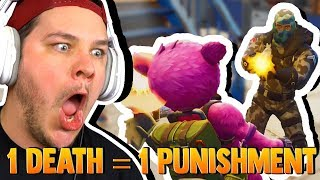 Fortnite Punishment Challenge (Spicy Edition)