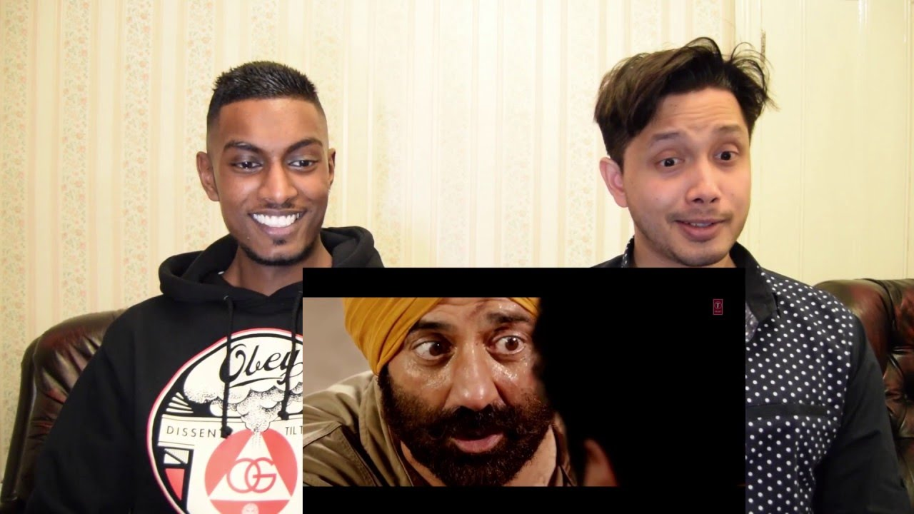 Singh Saab The Great | Trailer Reaction and Review | Stageflix