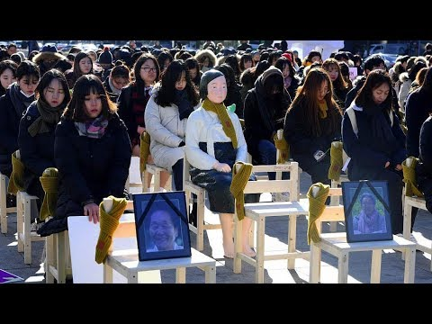 "Seoul criticizes and rejects 2015 ""comfort women"" deal with Tokyo"