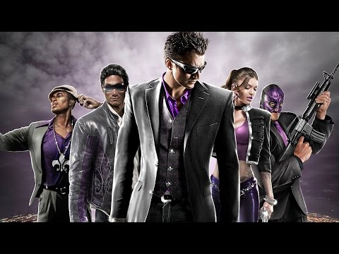 Saints Row 3 all cutscenes HD GAME
