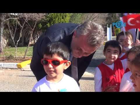 Anaokulu Öğrencileri Çanakkale Şehitlerini Andı