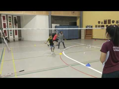 Developing The Next Generation Of Badminton Players