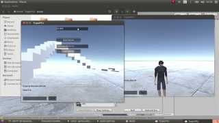 Unity3D 5 1 0p3 Linux Experimental Release Build Test