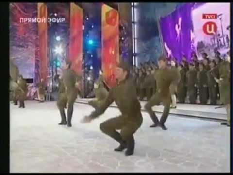 Red Army Choir & Chelsea - Katyusha
