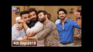 Salam Zindagi With Faysal Qureshi Asim Mehmood & Rana Majid - 4th Sep 2018