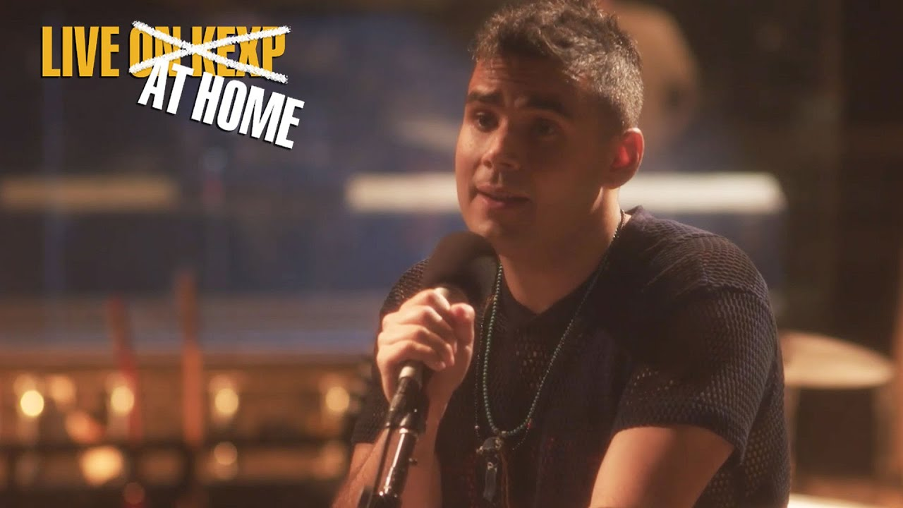 Rostam - Performance & Interview (Live on KEXP at Home)