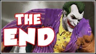 Batman Arkham City - Part 21 - The End! (Return to Arkham)