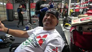 Epic Story Kids Eggs Robert Garcia Car - EsNews Boxing