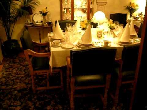 steve's titanic dining room - youtube