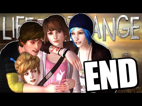CAN MAX SAVE CHLOE AND HER FRIENDS !?! - Life Is Strange Ending