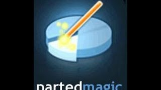 Parted Magic: Bootable File Recovery / Diagnostics Disk