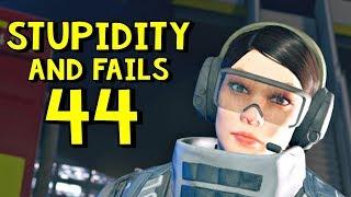 Rainbow Six Siege | Stupidity and Fails 44