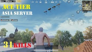 Perfect Gameplay by Biu | PUBG Mobile | 31 Kills Solo vs Squad