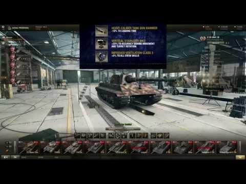 World Of Tanks - Equipment Guide