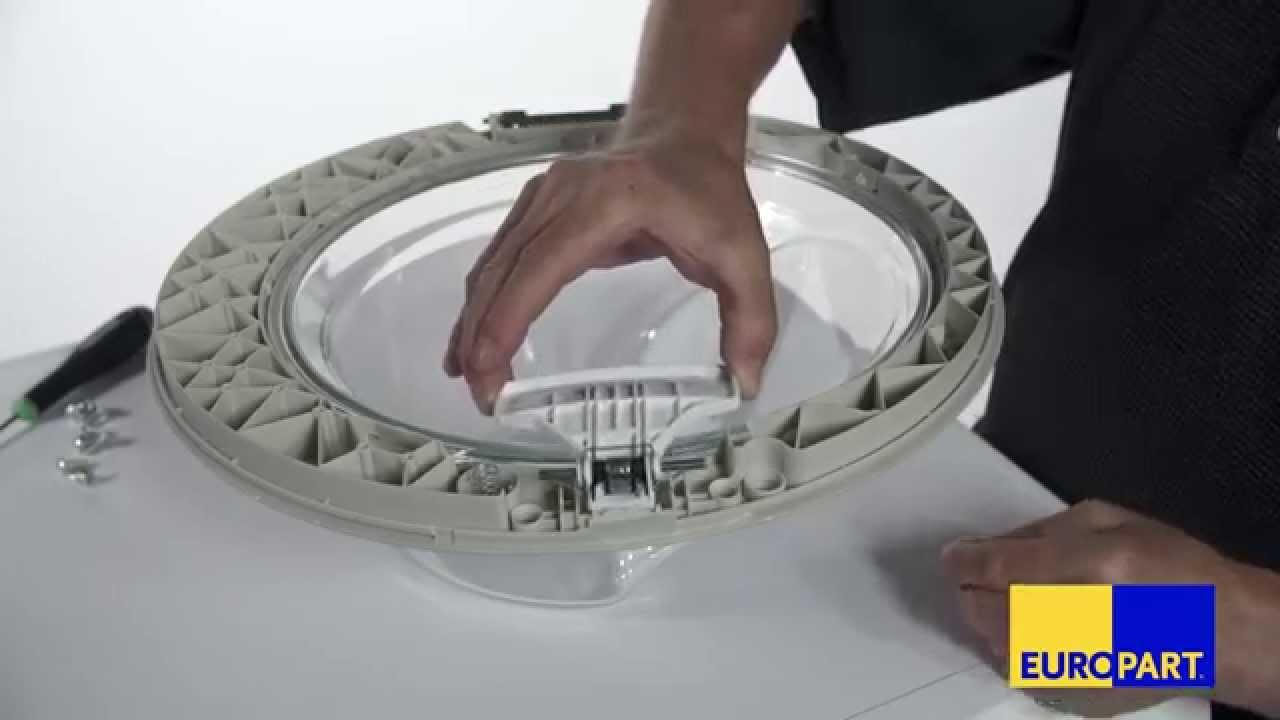 Aeg Kühlschrank Griff Wechseln : Wie tauscht man den türgriff einer waschmaschine youtube