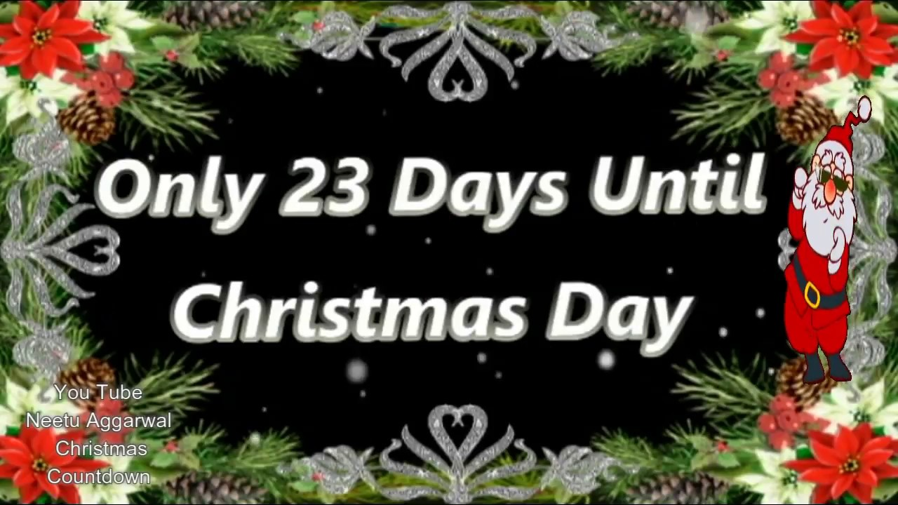 Christmas Countdown,Merry Christmas, Wishes,Animated,Greetings,Sms ...