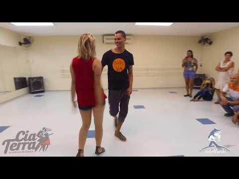 Baila Mundo - Fábio Reis e Jussara Andrade Workshop de Conexão e alidade