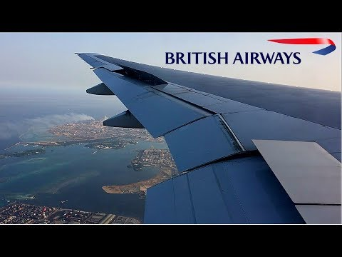 British Airways | 777-200ER | London Heathrow ✈ Jeddah | Wor