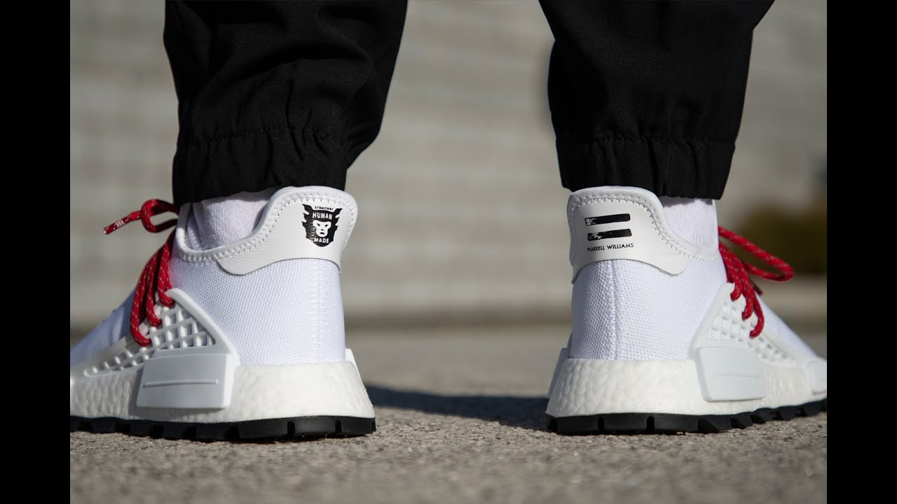 Adidas x Human Made \