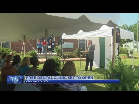 Future free dental clinic in Jacksonville dedicated Monday