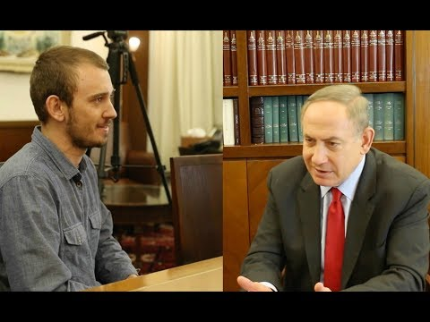 I Interviewed Prime Minister Netanyahu