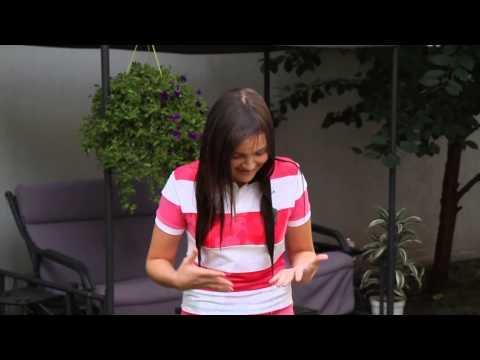 Diana Grigor ice bucket challenge
